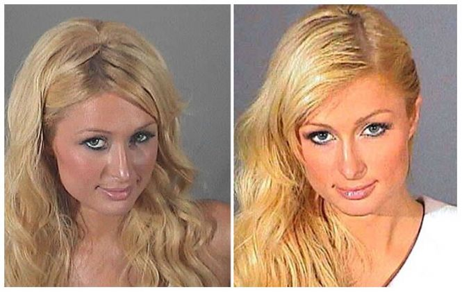 PARIS HILTON Celebrity Mug Shots: The Usual & Unusual Suspects | Celebrity and Entertainment News | PressRoomVIP - Part 12