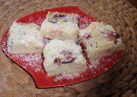 >>> Hrnkový koláč s ovocem (borůvky, jahody, švestky, rebarbora, hrušky, strouhaná jablka, meruňky, třešně ... )