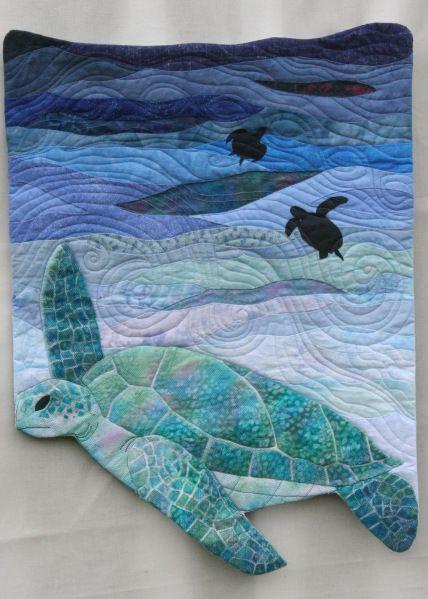 Turtle quilt 2009 001