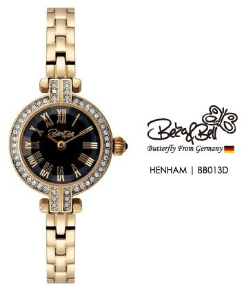 HENHAM BB013D  | Meterail:316L Stainless Steel  | Movement: MIYOTA 5Y20  | Case Size: 20.5mm  | Band Size:6mm  | Band: Stainless Steel  | Crown: Swarovski Crystal Crown  | Swarovski Crystal: 50 Pcs  | Dial: MOP  | Glass: Jewel Cutted Mineral Crystal  | Water Resistance : 3 ATM