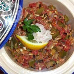 Capsicum and Pine Nut Tapas @ allrecipes.com.au