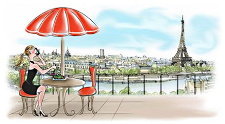 The Parisian Diet shows you the all secrets of why the French stay slim. And they're all quite simple. The Parisian Diet is based on the long-standing culture and habits of Parisians who love good food and still want to look their best.
