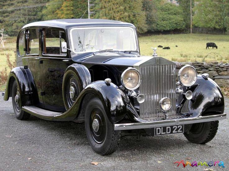 1937 Rolls-Royce Phantom III Limousine