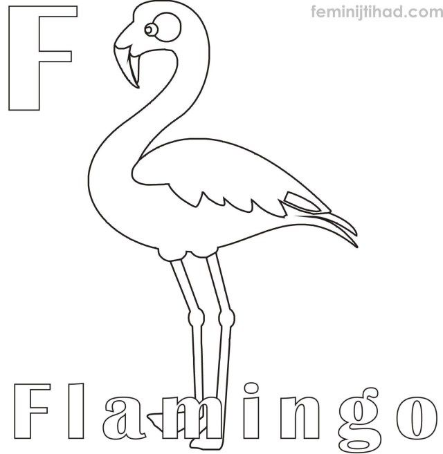 25 Inspired Picture Of Flamingo Coloring Pages Entitlementtrap Com Flamingo Coloring Page Cool Coloring Pages Coloring Pages To Print