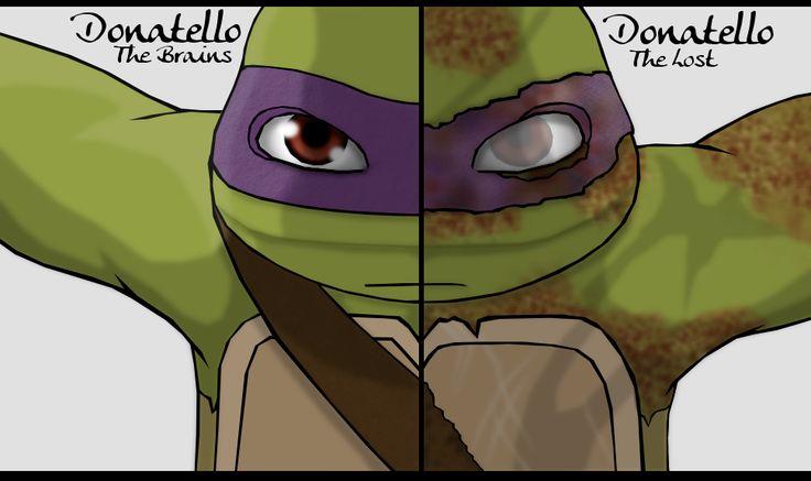 Donatello (2012) by LeaderOfFeeless on DeviantArt