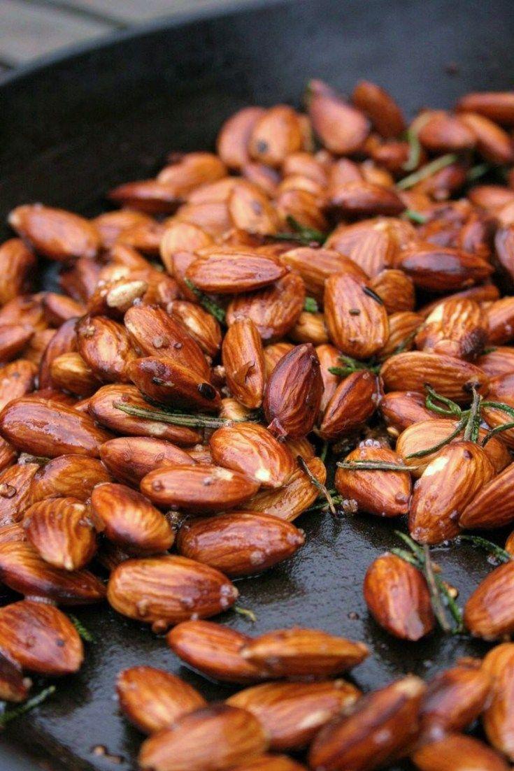 garlic rosemary and chilli almond recipe