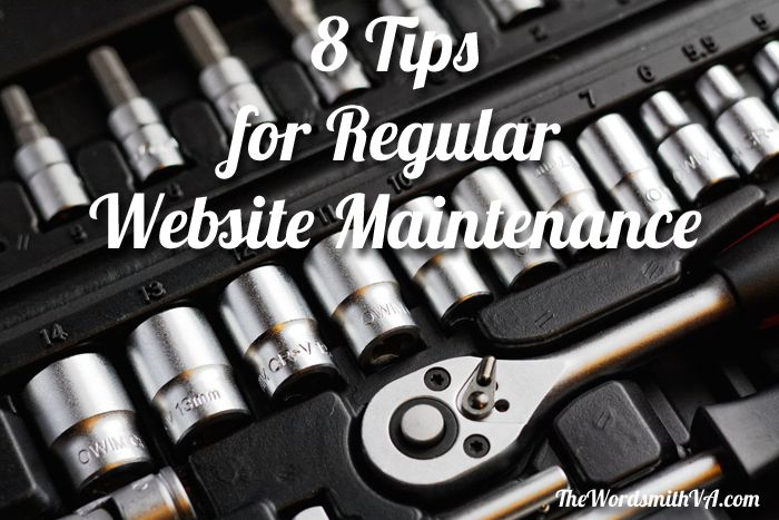 All websites need regular maintenance to ensure they remain secure and operational. Here are eight items you should maintain regularly on your website.