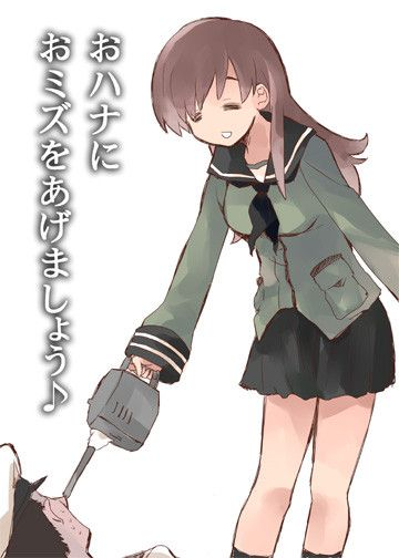 【艦これ】強い、絶対に強い!大井っちの画像17枚。貼ってもいいですか?【艦これ】 | 艦これまとめ主義