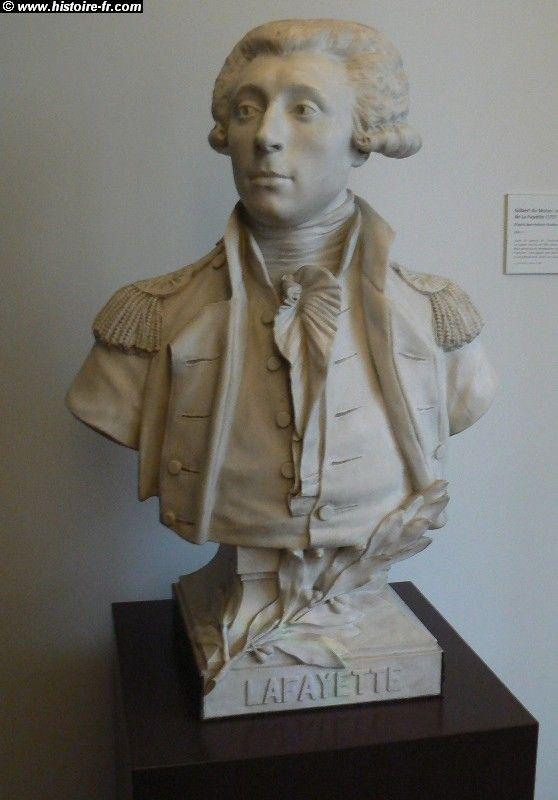 La guerre d'indépendance américaine (1776 à 1783)