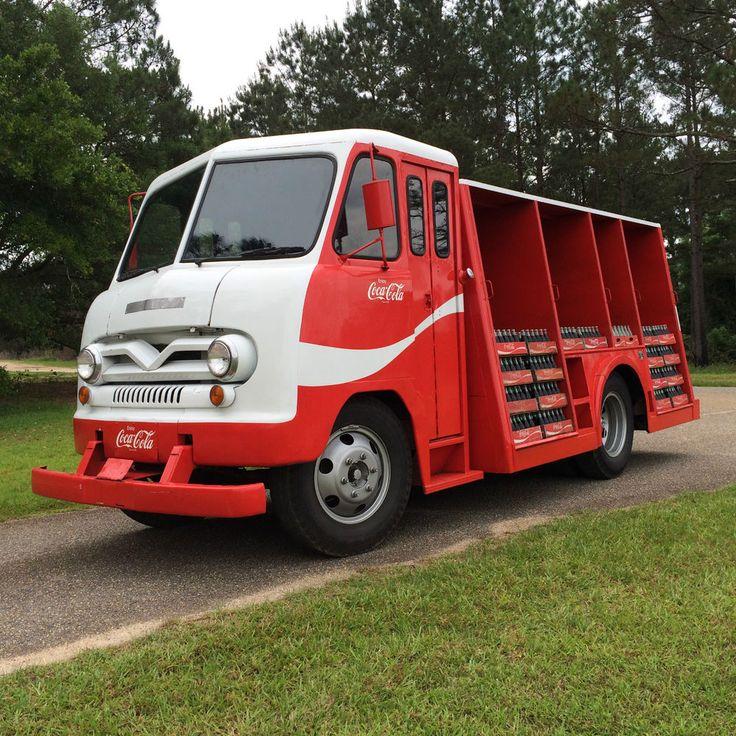 1964 Ford Coca Cola Delivery Truck
