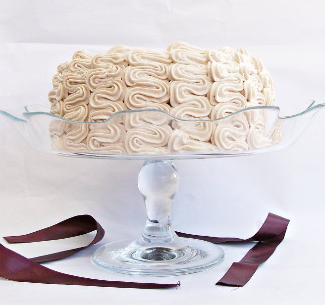 For my birthday – Tort cu caramel, ciocolata si cheesecake cu unt de arahide | Rețete Papa Bun