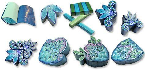Leupold's polymer process   Polymer Clay Daily