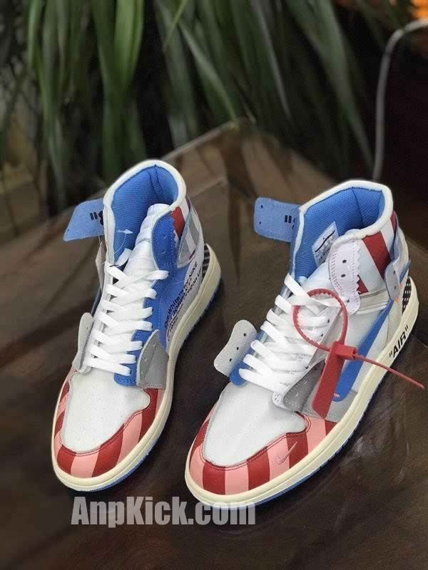 dec7951fab21 parra off white air jordan 1 customize shoes custom made jordans (2) -  AnpKick