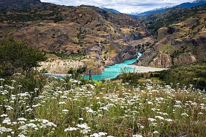 Baker River, Chile
