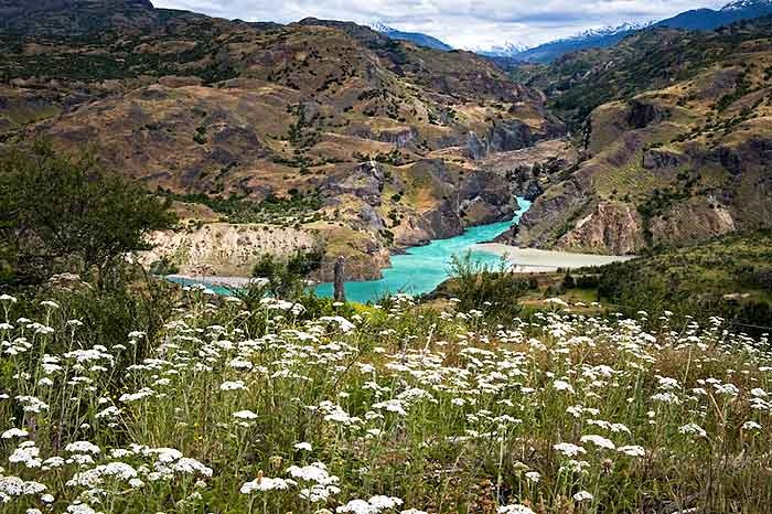 Baker River, Chile