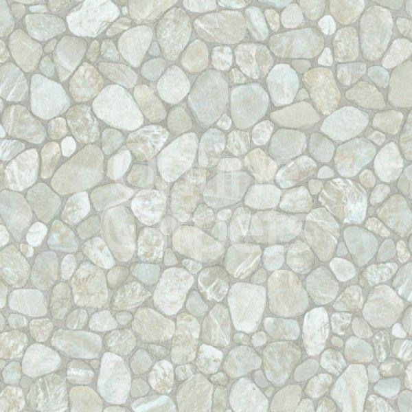 Cobblestone effect vinyl flooring floor matttroy for Lino flooring tile effect