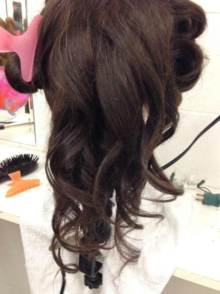 Sausage curl