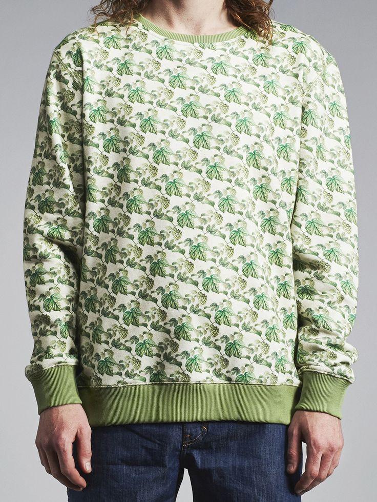 Sweat sweater - Makia Clothing #LetsGoGreen #Juttu #Fashion