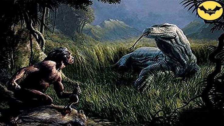 Top 6 eras prehistóricas mas escalofriantes y peligrosas que existieron. - YouTube