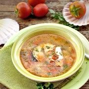 Ciorba De Peste | Retete culinare Laura Adamache