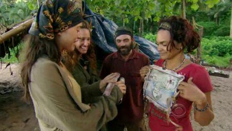 sandra survivor | Survivor Heroes vs. Villains FINALE RECAP! Sandra sets Russel's Hat on ...