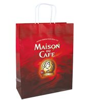 Book now #custom_printed_paper_carrier_bags at affordable rates. It opens up whole new marketing opportunities across a wide range of paper and polythene carrier bags - perfect products for exhibitions/retail and product launches. Hurry up and garb the pieces at #Air_Borne_Packaging.