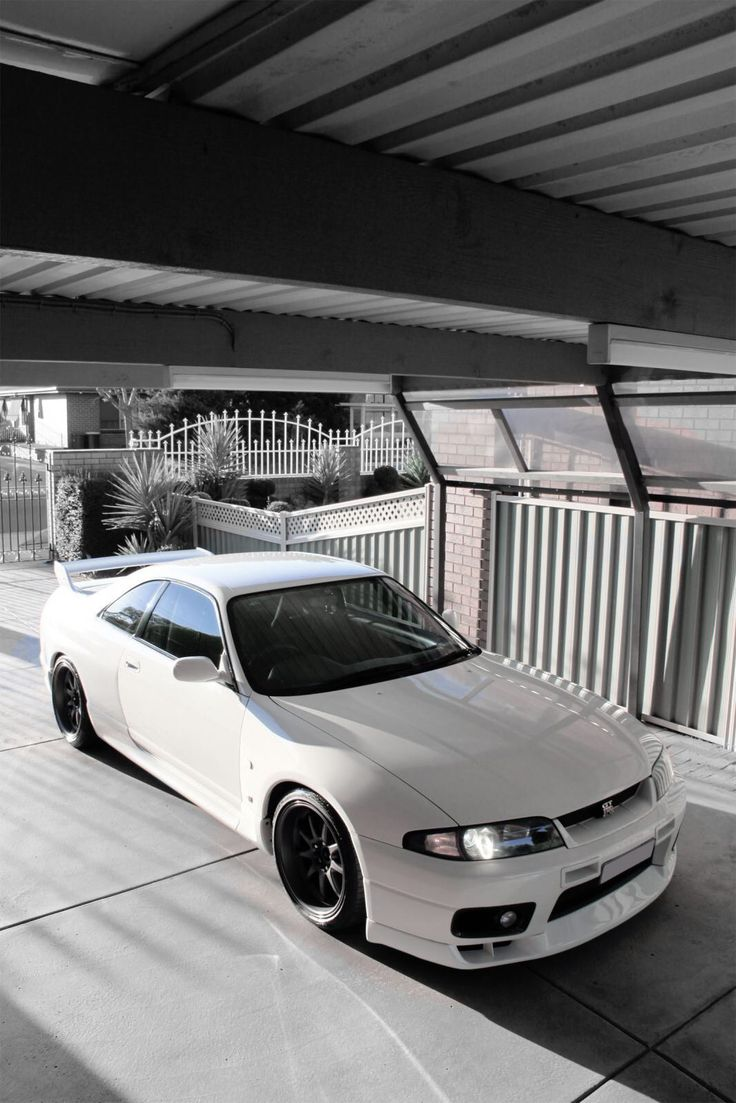 #Nissan #Skyline_R33 #WideBody #JDM