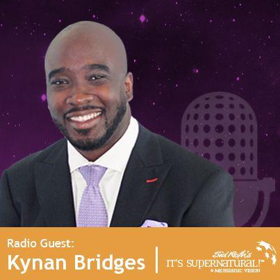 Kynan Bridges Archives - Whitaker House  |Kingdom Authority Kynan Bridges