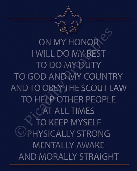 cub scout oath and law pdf
