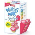 Animonda Milkies 20 x 15 g, 4 soorten: met zink, taurine, vitamine en mout