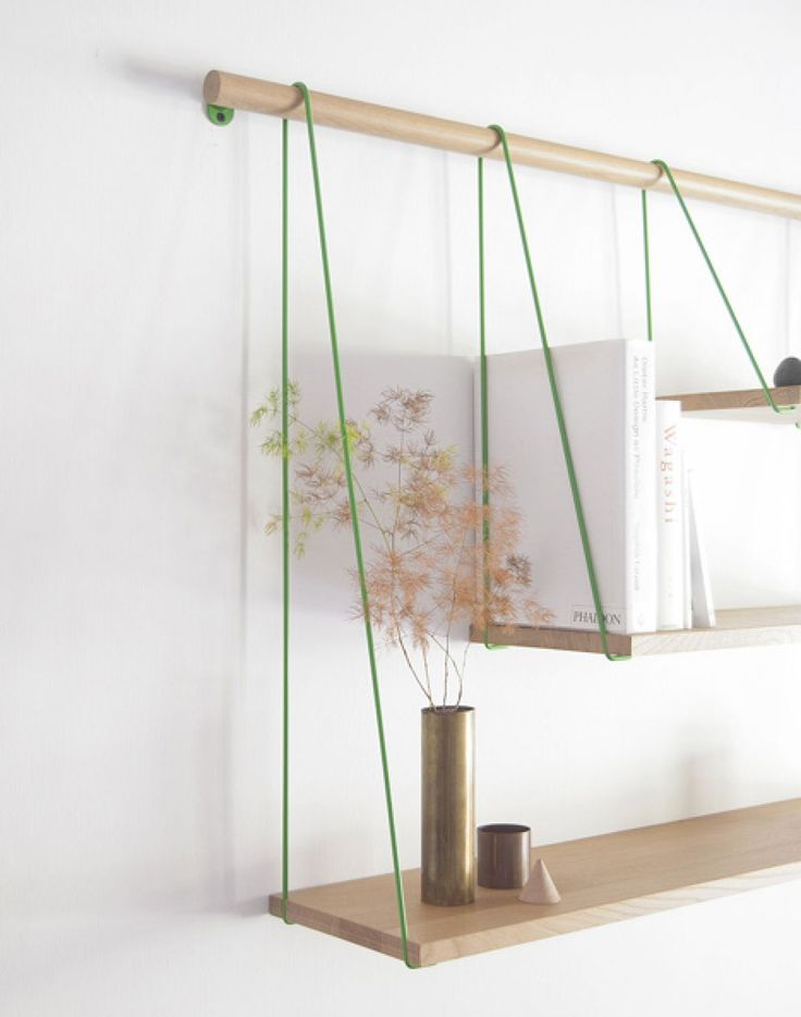 16 Cool and Creative Shelving Systems - Homes and Hues