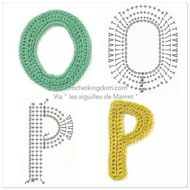 25 best Make your own patterns and letters for crochet images on ...