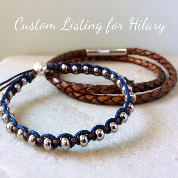 Custom listing for Hilary