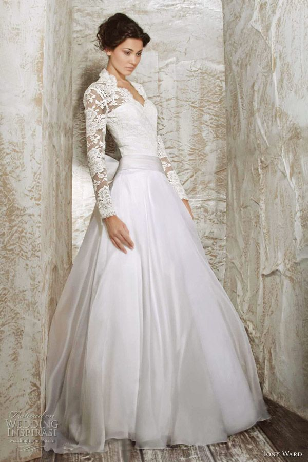 Tony Ward Wedding Dresses 2012 Bridal Collection | Wedding Inspirasi