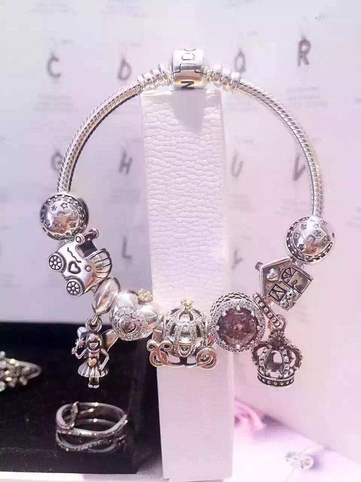 Pandora Bracelet Design Ideas find this pin and more on pandora jewelry design ideas 239 Pandora Charm Bracelet Pink Hot Sale