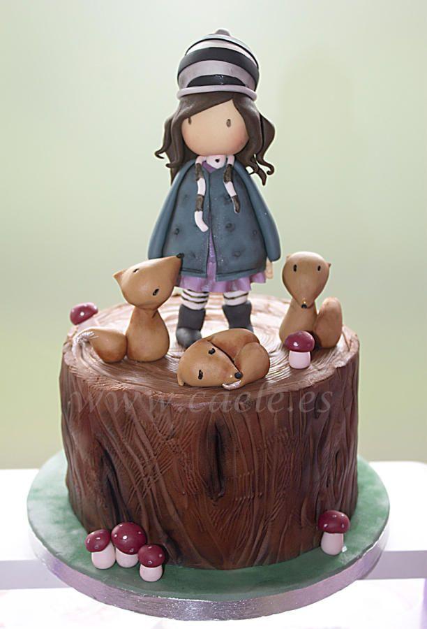 Tarta+Gorjuss+-+Cake+by+Caele´s+Cakes