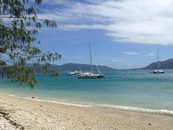 A gorgeous winters day on a tropical island paradise!   Fitzroy Island