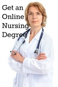 Get an online nursing degree - why and how?