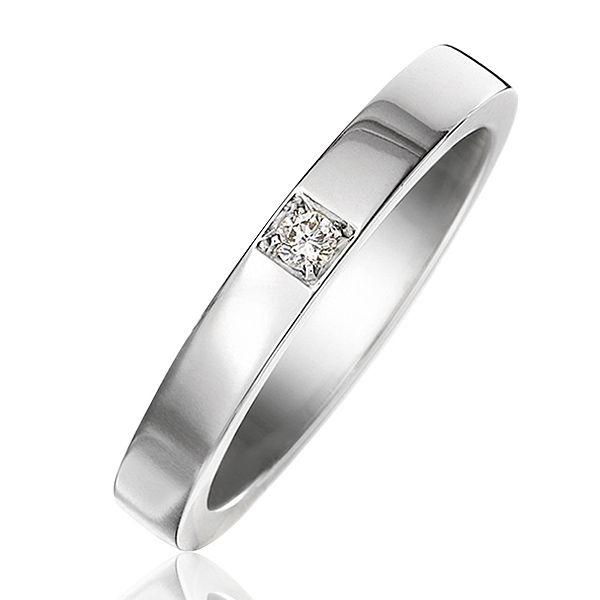 マリー・ミー - BVLGARI(ブルガリ)の結婚指輪(マリッジリング) 結婚指輪は一粒ダイヤに♡マリッジリングの参考一覧♡