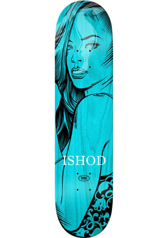 Real Wair-Hotbox-Limited-Edt. - titus-shop.com  #Deck #Skateboard #titus #titusskateshop