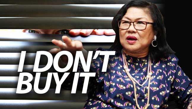 Saya tidak percaya teori konspirasi Zahid, kata Rafidah Aziz - http://malaysianreview.com/139640/saya-tidak-percaya-teori-konspirasi-zahid-kata-rafidah-aziz/