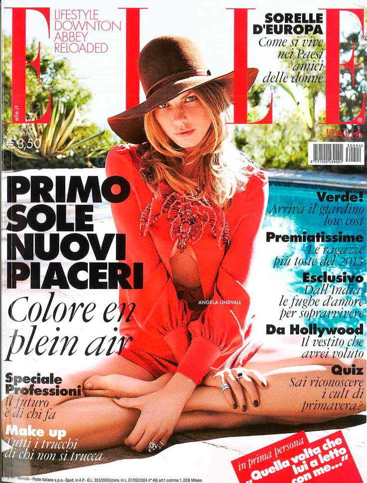 Maison Academia on Elle Italy http://blog.maisonacademia.com/were-on-elle-italy/