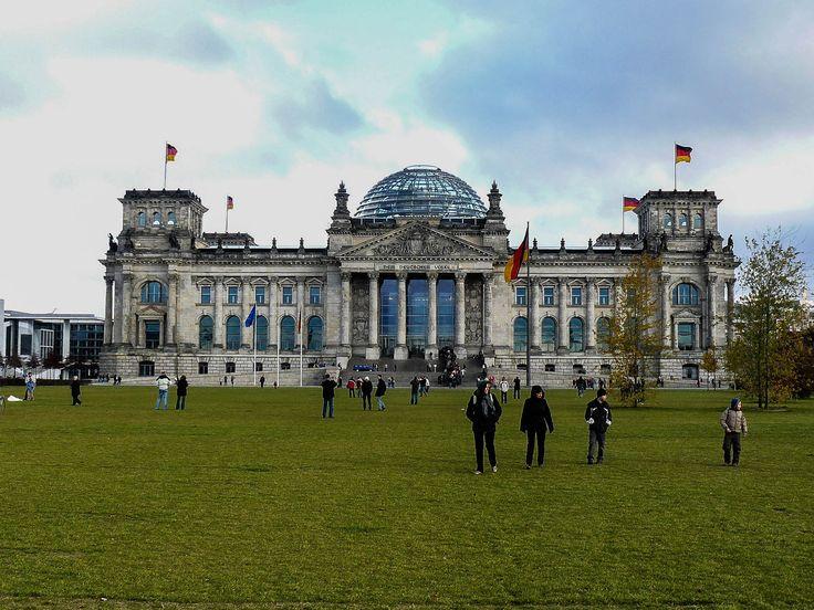 Berlino - Bundestag
