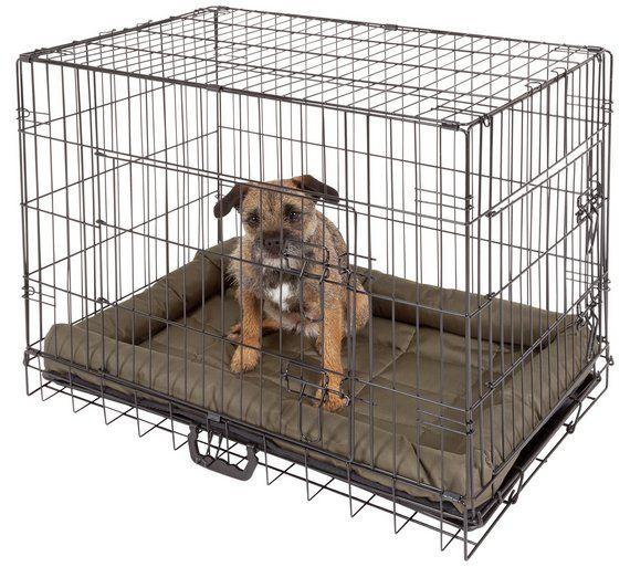 Buy Double Door Pet Cage   Medium At Argos.co.uk, Visit Argos