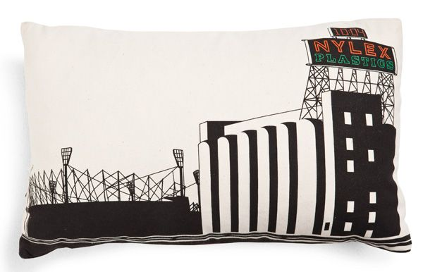 Make Me Iconic - Designer home wares and premium souvenirs - iconic cushion - plastic
