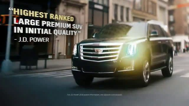 Cadillac 2018 Escalade The Reviews Song By Barns Courtney Ad