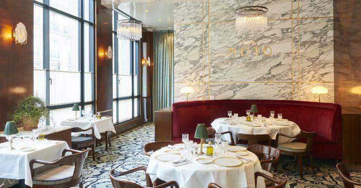 Rhabillé par Laura Gonzalez, Noto, le restaurant de la Salle Pleyel, s'offre un décor baroque à souhait. La trattoria idéale pour goûter aux saveurs de la Sicile.