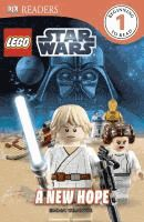 LEGO Star wars : a new hope written by Emma Grange