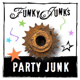 FRIDAY noon through Sunday, 11pm Pacific. - Funky Junk Interiors -( place link in post first )