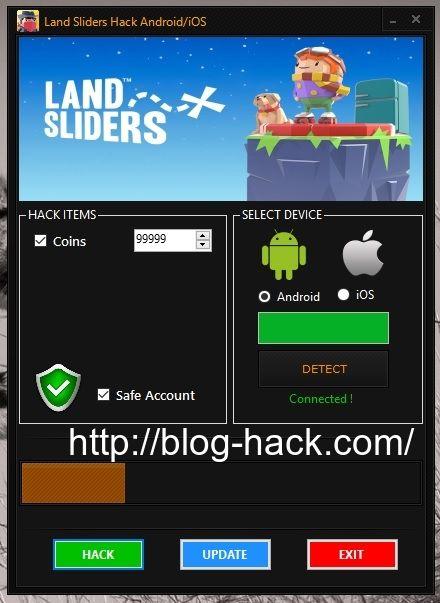 Land Sliders Hack Coins download online, Full version of Land Sliders Hack Coins…